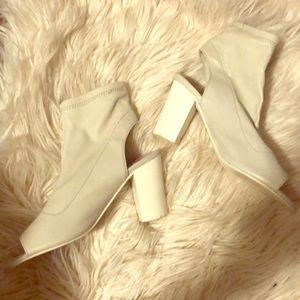 Matisse leather sock booties